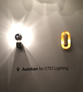 CTO Lighting @ Maison & Objet 2016 - photos of the stand
