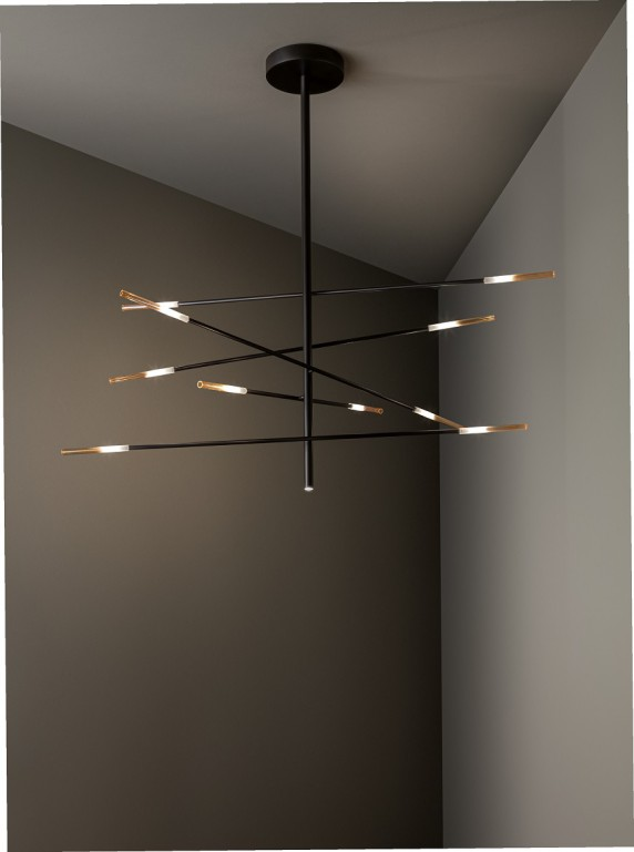 Bonaldo presents the Crossroad light