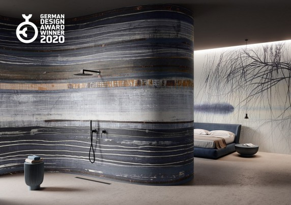 GLAMFUSION WINNER OF GERMAN DESIGN AWARDS 2020
